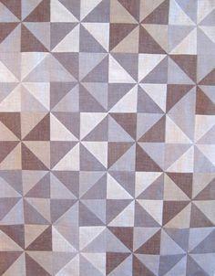 Windmill Baby Quilt Tutorial - Part 1 : Quilt Top