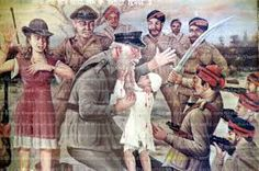 Kook Sikhs were murdered in their hundreds of thousands during the invasion of Punjab by the British