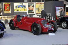 Bentley R-Type Petersen 6.5L Supercharged Racer