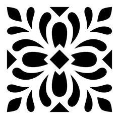224 Meilleures Images Du Tableau Pochoirs Mandalas Stencil Et