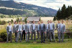 rustic groom style // #grooms #style