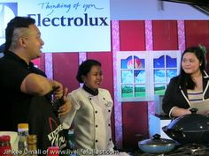 Electrolux Wok-a-holic Kitchen Star 2012     Hệ thống siêu thị điện máy HC  http://hc.com.vn/dien-lanh/dieu-hoa.html