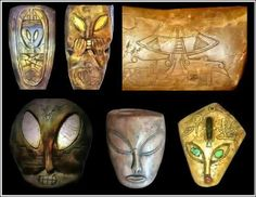 Ancient Alien Theory