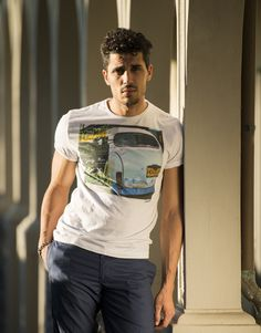 #40weft S/S 2015 #mancollection #printshirt #manfashion #outfit be cool with 40 WEFT #repin www.40weft.com