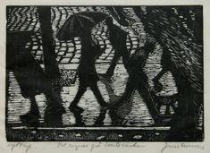 Jane Muus - Det Regner på Boulevarden