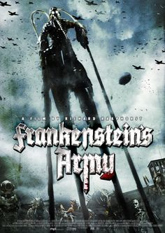 Frankenstein's Army #Movie #Poster