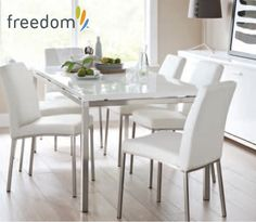 Freedom Furniture - Cue Dining Table