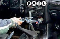 Vtipné opravy aut - 6