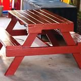 pallet picnic table how to