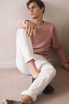 Sandro Spring 2018 Menswear Collection Photos - Vogue