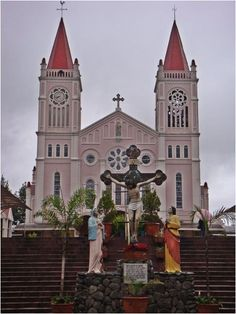 Our Lady of the Atonement Cathedral in Baguio City Philippines