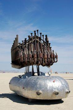 Burningman artcars | organ_burning_man_art_car