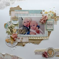 scrapworld: Maja Design Papers