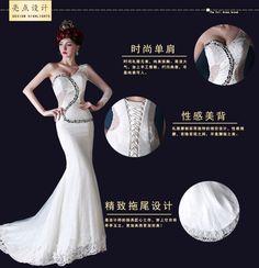 One-shoulder Mermaid Evening Dress