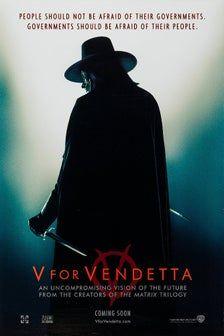 V for Vendetta 4 original digital posters for the price of 1 | Etsy