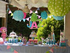Ideas de la fiesta de cumpleaños Lalaloopsy   Foto 41 de 145   Catch My Party