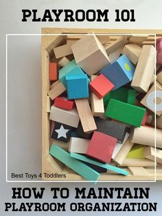 Best Toys 4 Toddlers - Playroom 101: How to maintain playroom organization and keep playroom clean?