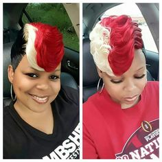 27 piece hairstyles Too Cute Short Quick Weave Hairstyles, 27 Piece Hairstyles, Cute Hairstyles For Short Hair, Black Girls Hairstyles, Pretty Hairstyles, Short Hair Cuts, Short Hair Styles, American Hairstyles, Short Pixie
