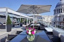 The Grange St Paul's Hotel Sky Bar with Orchid City & Spa