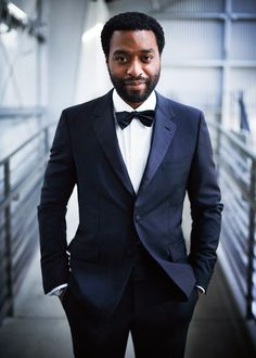 Chiwetel Ejiofor photographed by Kwaku Alston for Essence.