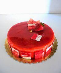 """Ultimamente mi sto appassionando alle torte moderne, quelle che in francese vengono definite """"Entrements"""" ,ossia tortee dolci monoporzion..."""