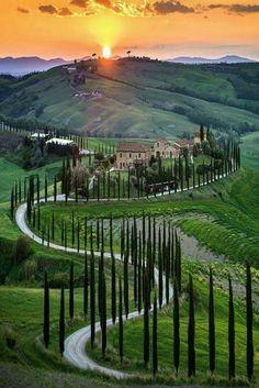 Tuscany, Italy Italy Vacation, Italy Travel, Places To Travel, Places To See, Travel Destinations, Italy Landscape, Italy Holidays, Places In Italy, Tuscany Italy