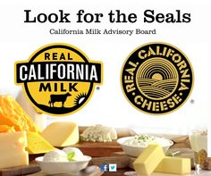 "Governor Jerry Brown has proclaimed June 2016 as ""Real #California #Milk Month."" Did you know, #CA dairy farmers contribute about 21% of the nation's milk production? Make sure to look for the #RealCaliforniaMilk and #RealCaliforniaCheese seals on your dairy products!"