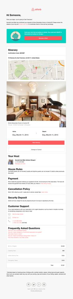 Hotel booking confirmation page on Behance Shopping cart - reservation forms in pdf