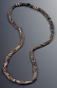 Deneen's Necklace - NanC Meinhardt