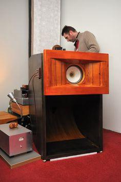 Рупорные акустические системы Рупорные акустические системы #309