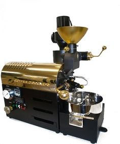 COFFEE DISCOVERY 富士珈機さん  200g焙煎機