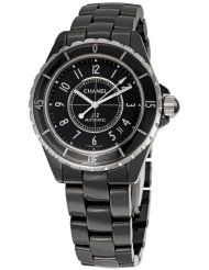Chase-Durer Men's 224.2BE-BRA Trackmaster Pro Chronograph 2nd Edition Stainless Steel and Black Ion-Plated Watch...