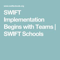 SEA Blueprint Now Available on SWIFT Shelf | SWIFT Schools | Inclusion  Resources | Pinterest | School