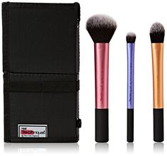 real Techniques Travel Essentials Set * You can find out more details at the link of the image. (Note:Amazon affiliate link)