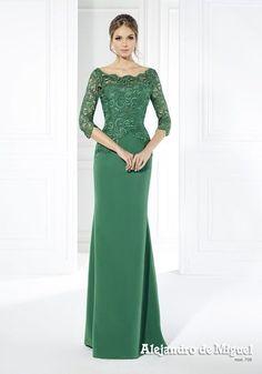 #AlejandroDeMiguel #Gown #Dresses #Eveningwear #Wedding #Dress #PartyDress