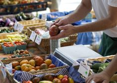 Why We Should All Eat Locally Grown Food | Small Footprint Family