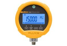 Portable, high-quality round pressure gauge calibrator for fast and accurate calibration test results