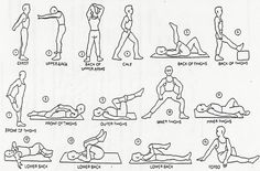Stretch it out: It's Important! An article on why and when you should stretch.
