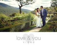 love & you video - wedding videography  The cutest couple on their wedding day at Hildene ,Vermont. Love & You video weddings.