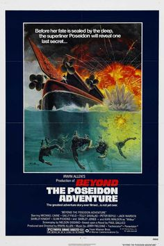 Dramático Reencontro no Poseidon (Beyond the Poseidon Adventure), 1979.