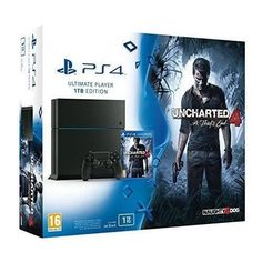 399.90 € ❤ #BonPlan #Jeux - #PS4 1 To + #Uncharted4 : A Thief's End ➡ https://ad.zanox.com/ppc/?28290640C84663587&ulp=[[http://www.cdiscount.com/jeux-pc-video-console/consoles/ps4-1-to-uncharted-4-a-thief-s-end/f-1033916-0711719801658.html?refer=zanoxpb&cid=affil&cm_mmc=zanoxpb-_-userid]]