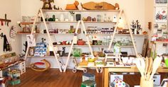 """""""It would be nicer if it was nicer"""" - this is how the name of this comfy little shop literally translates. And oh my, nicer it is! Everything sold there is either recycled, upcycled, or made from ..."""