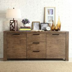 HomeVance Danvers 3-Drawer Chest