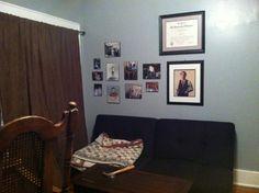 Room makeover: in progress