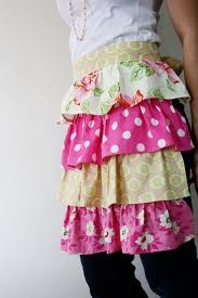 homemade gifts - apron