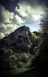 Thor's Cave Thor, Cave, Mountains, Nature, Photography, Naturaleza, Photograph, Fotografie, Caves