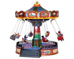 The giant swing ride LEMAX