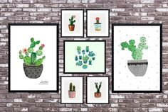 This cactus art roundup is the ultimate, including 55 free printables (plus links that lead to many, many more than are pictured. Enjoy!