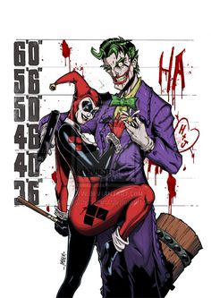 joker and harley - Google Search