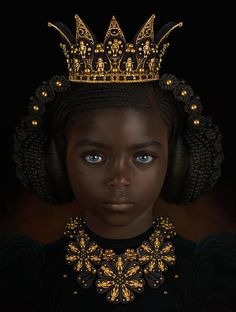 Enraptured by Historical Detail: Colombian artist Adriana Duque Captures the Spanish Renaissance in New Photo Series Black Women Art, Black Art, Black Girls, Adriana Duque, Black Is Beautiful, Beautiful People, Black Royalty, Photography Pricing, Photography Awards